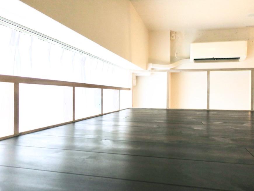ロフト2・ロフトが2つあるお部屋。神田ヴィレッジ中川702号室12