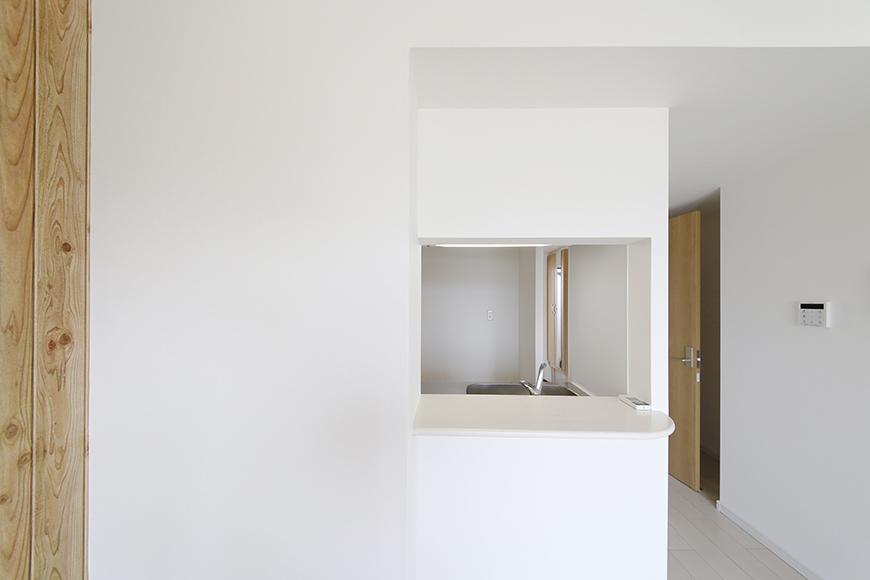 【フェリーチェ】405号室_キッチン周り_半個室のキッチンMG_0005