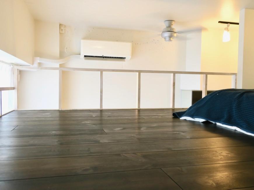 ロフト2・ロフトが2つあるお部屋。神田ヴィレッジ中川702号室0