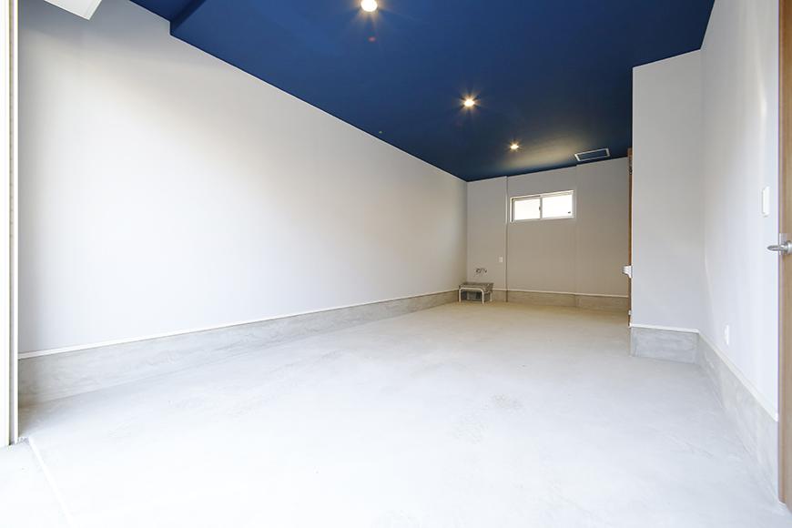 【Garage Villa Yonezu】105号室_ガレージ全景_MG_0747