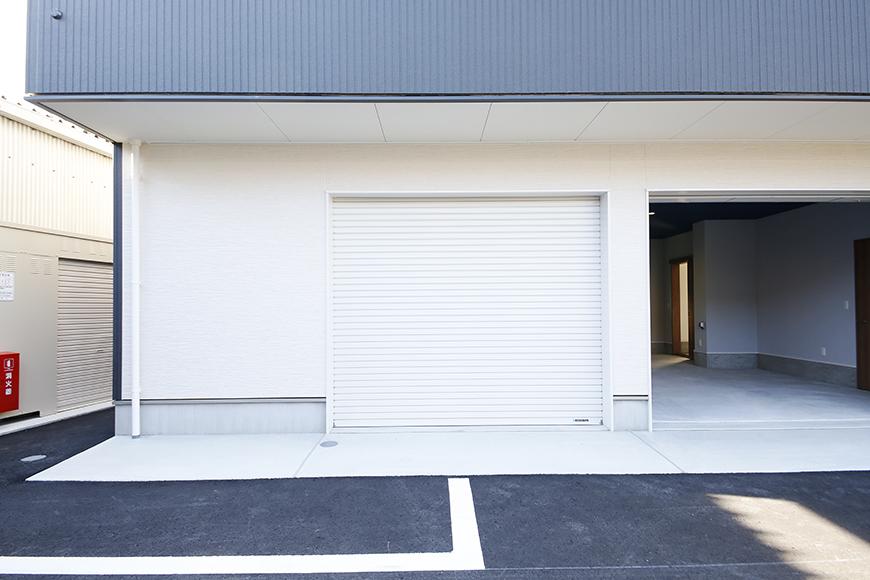 【Garage Villa Yonezu】101号室_ガレージ_MG_1226