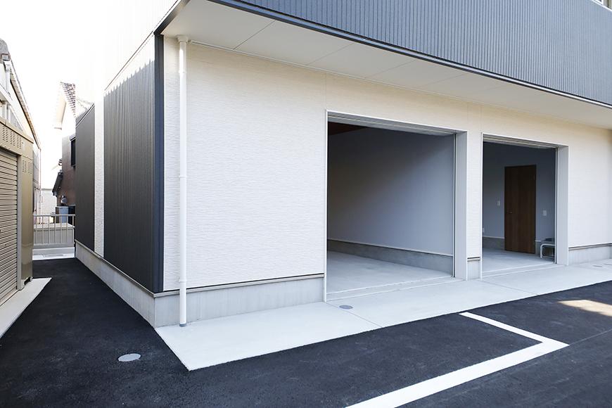 【Garage Villa Yonezu】101号室_ガレージ_MG_1213