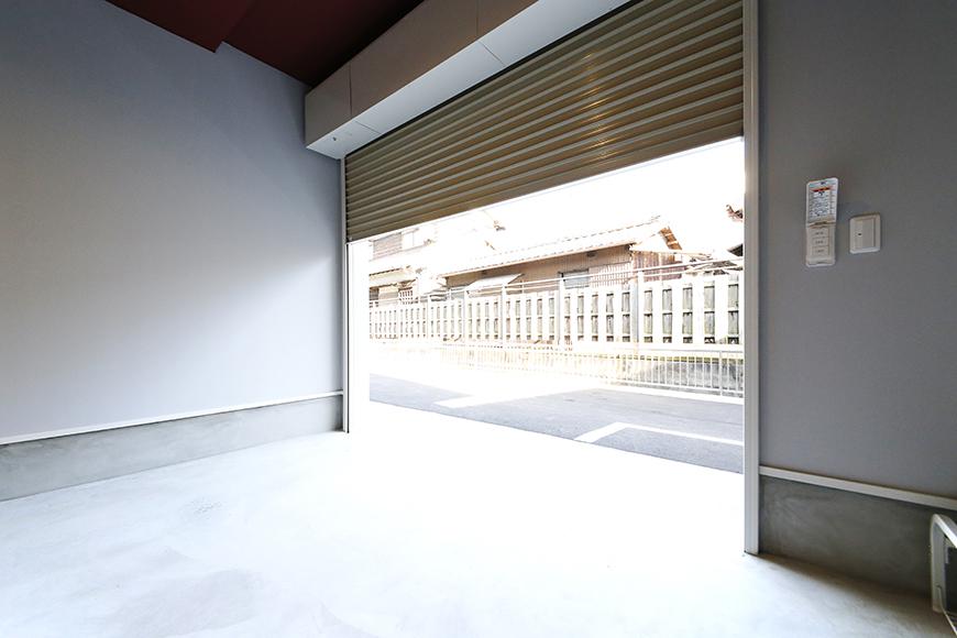 【Garage Villa Yonezu】101号室_ガレージ_MG_1246