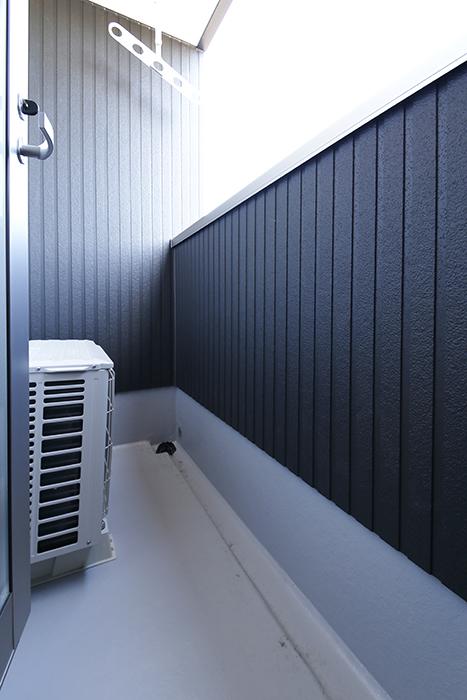 【Garage Villa Yonezu】105号室_ベランダ_MG_0969