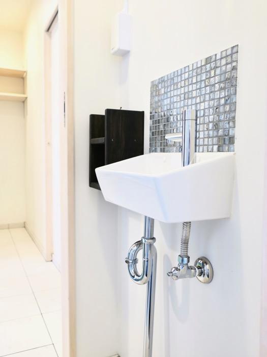 トイレ。神田ヴィレッジ中川702号室3