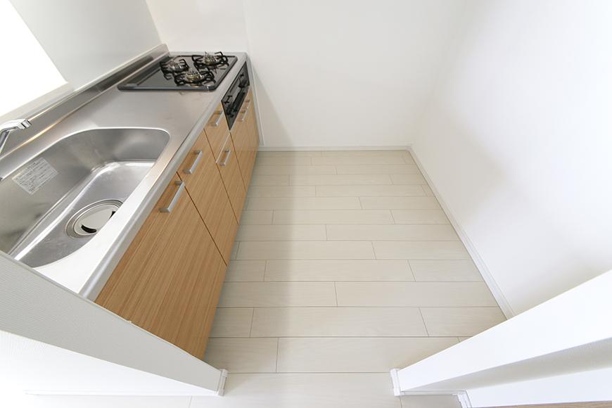 【フェリーチェ】405号室_キッチン周り_MG_9961