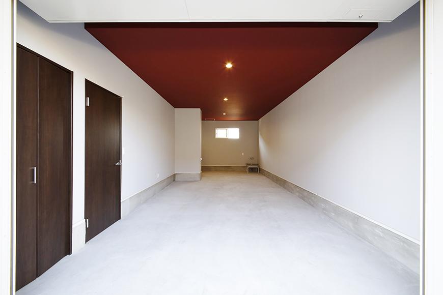 【Garage Villa Yonezu】107号室_ガレージ_全景_MG_1355