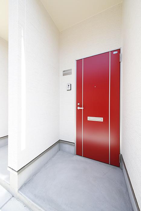 【Garage Villa Yonezu】105号室_玄関周り_MG_0687