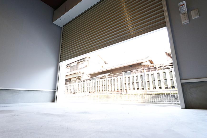 【Garage Villa Yonezu】101号室_ガレージ_MG_1243