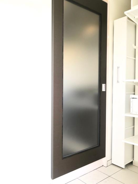 神田ヴィレッジ中川702号室。玄関
