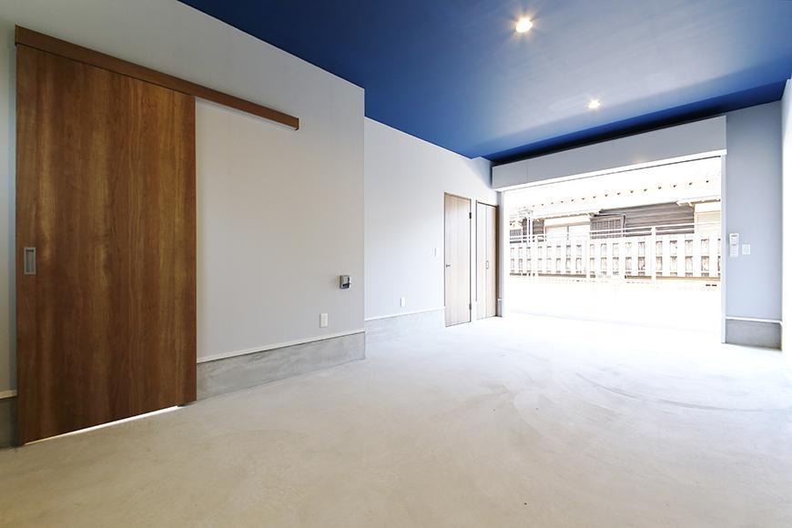 【Garage Villa Yonezu】105号室_ガレージ_全景_MG_0893