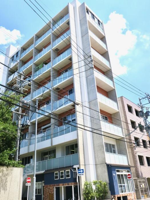 外観・共用 神田ヴィレッジ中川702号室3
