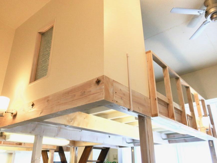 立体的&機能的なロフト付き1R。暮らし方自由自在。神田ヴィレッジ中川702号室4