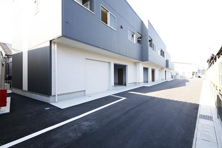 【Garage Villa Yonezu】101号室_ガレージ_MG_1231