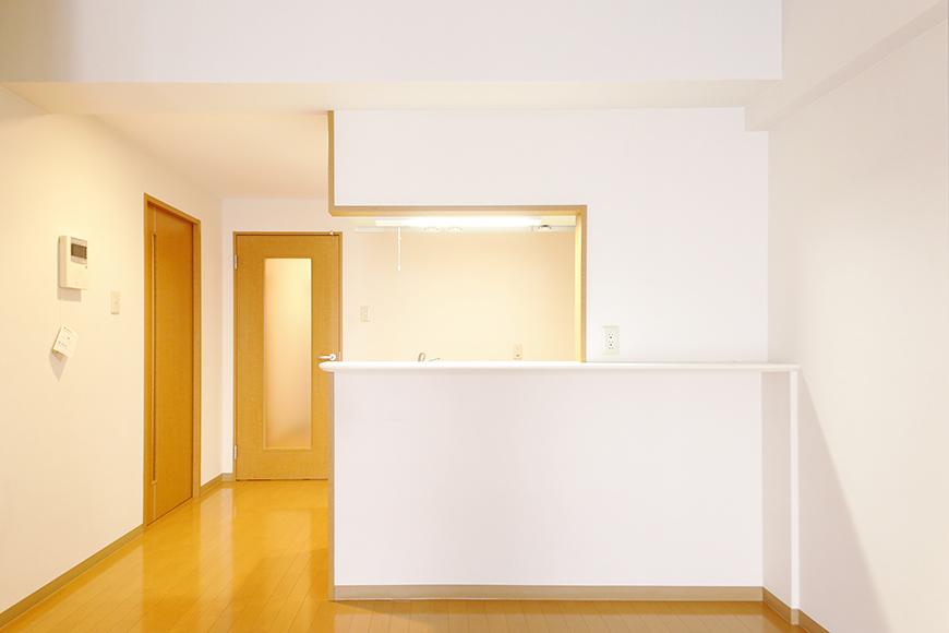 【ジョイ桜本町】107号室_LDK_キッチン周り_MG_1860