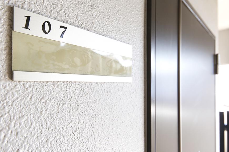 【ジョイ桜本町】107号室_玄関周り_MG_1615