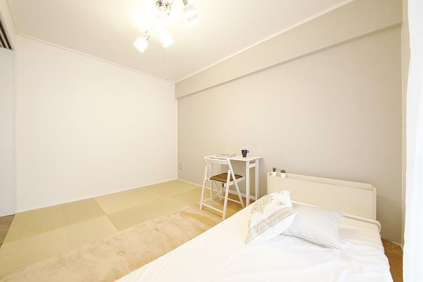 【キャッスル東栄】B棟302号室_和室_MG_0629