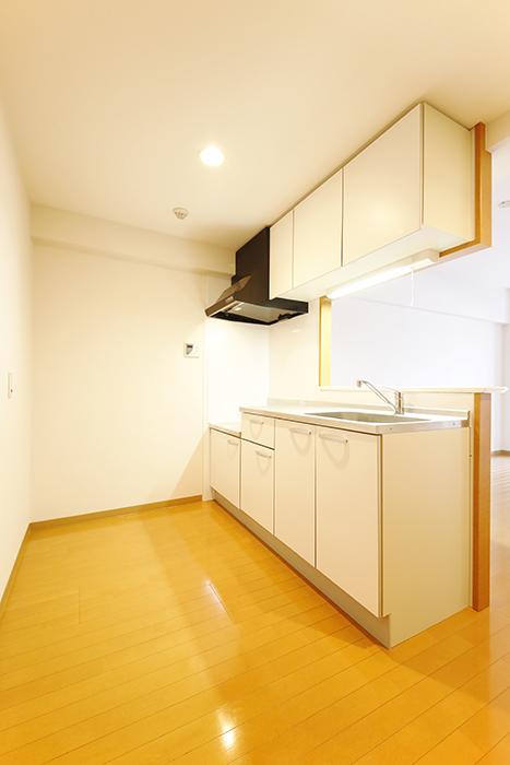 【ジョイ桜本町】107号室_LDK_キッチン周り_MG_1762