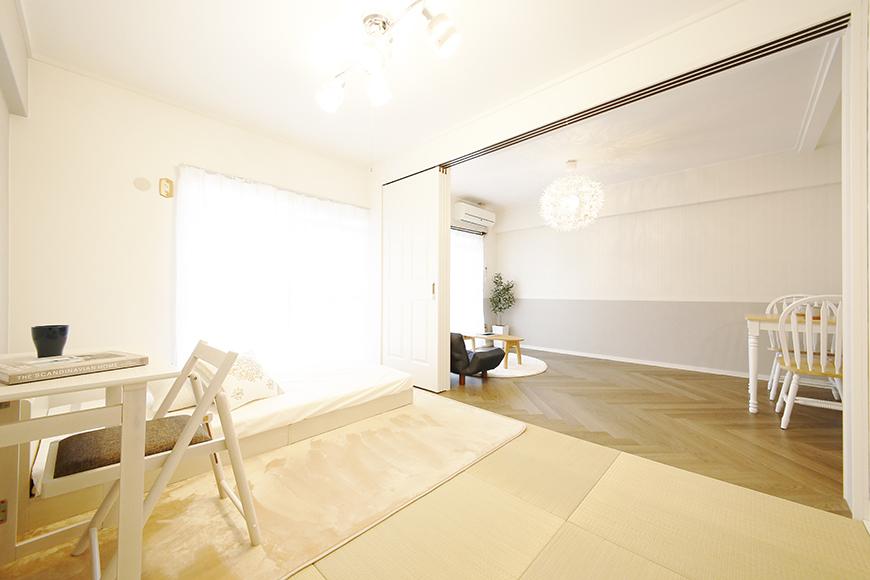 【キャッスル東栄】B棟302号室_和室_MG_0615