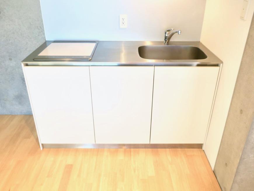 キッチン台 BAUWERK(バウヴェルク)302号室8