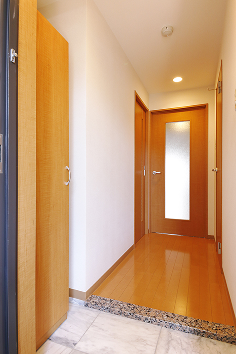 【ジョイ桜本町】107号室_玄関周り_MG_1623