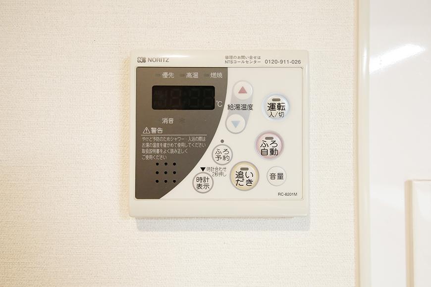 【ジョイ桜本町】107号室_LDK_キッチン周り_コンパネ_MG_1795
