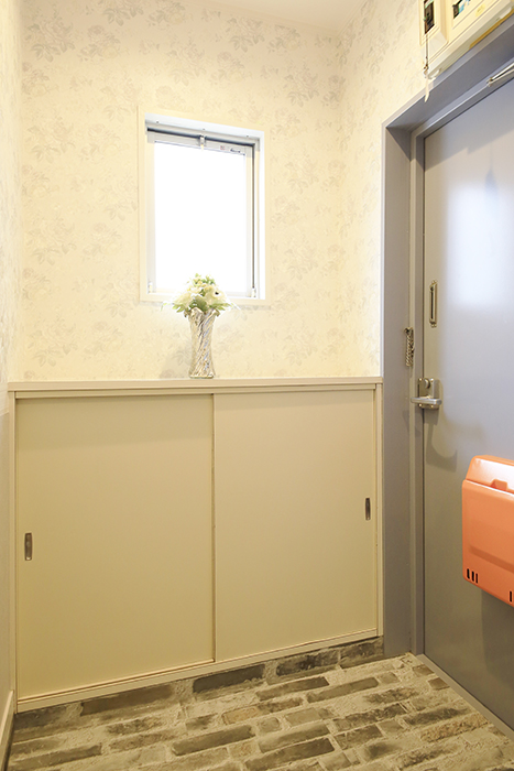 【キャッスル東栄】B棟302号室_玄関周り_シューズボックス_MG_0278