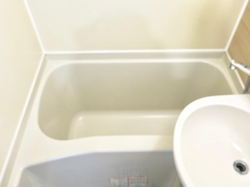 バスルーム。TOMOS メイプルハウス201号室0