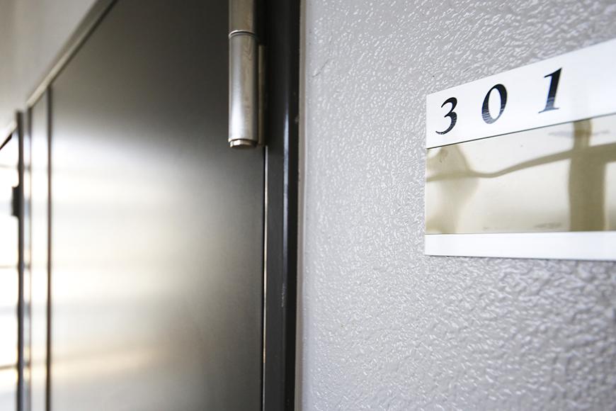 【ジョイ桜本町】301号室_玄関周り_MG_2361