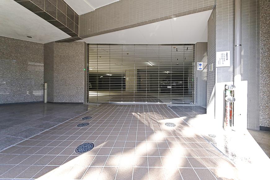 【ジョイ桜本町】地下駐車場_MG_2687