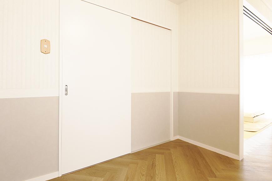【キャッスル東栄】B棟302号室_LDK_ウォークインクローゼット_MG_0510