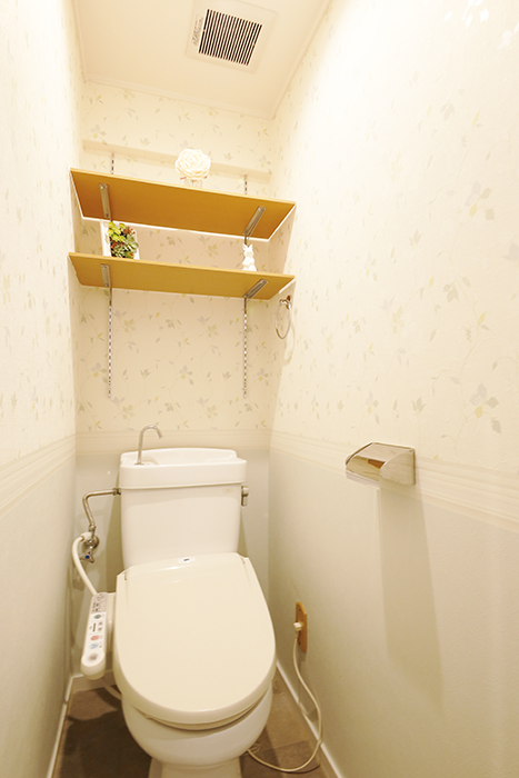 【キャッスル東栄】B棟302号室_水周り_トイレ_MG_0308