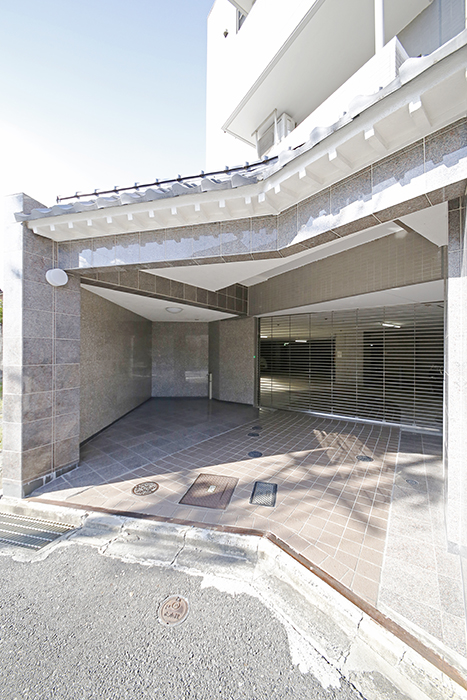 【ジョイ桜本町】地下駐車場_MG_2728