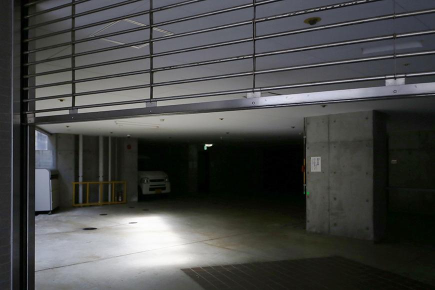 【ジョイ桜本町】地下駐車場_MG_2732