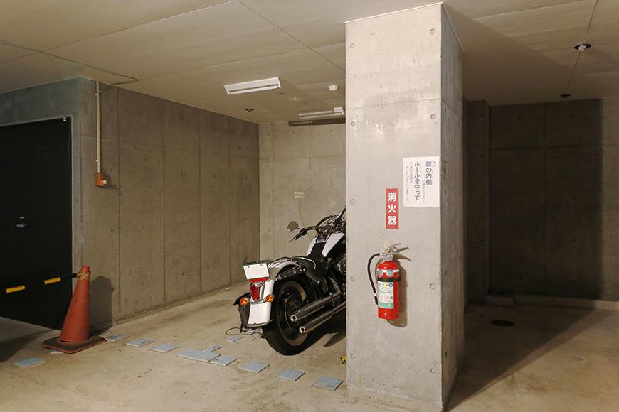 【ジョイ桜本町】地下駐車場_MG_2624