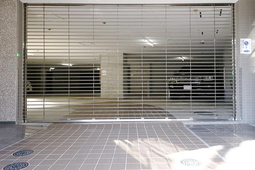 【ジョイ桜本町】地下駐車場_MG_2691