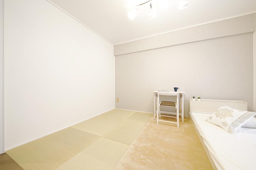 【キャッスル東栄】B棟302号室_和室_MG_0740