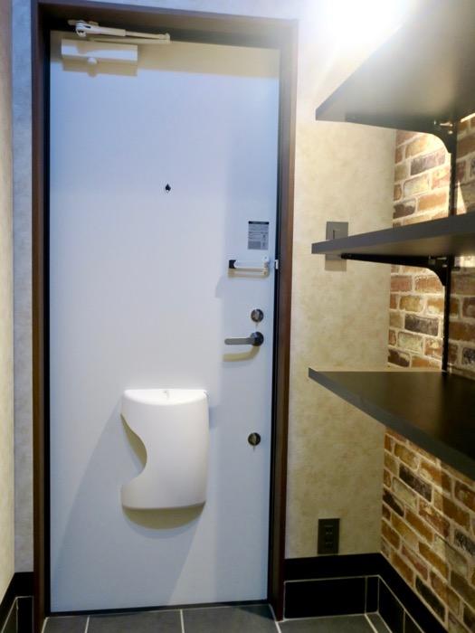 玄関。香り立つ暮らし。espresso清須2A3