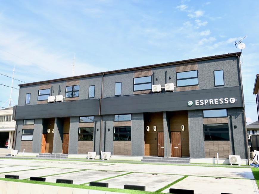 ◆外観。espresso清須2A3