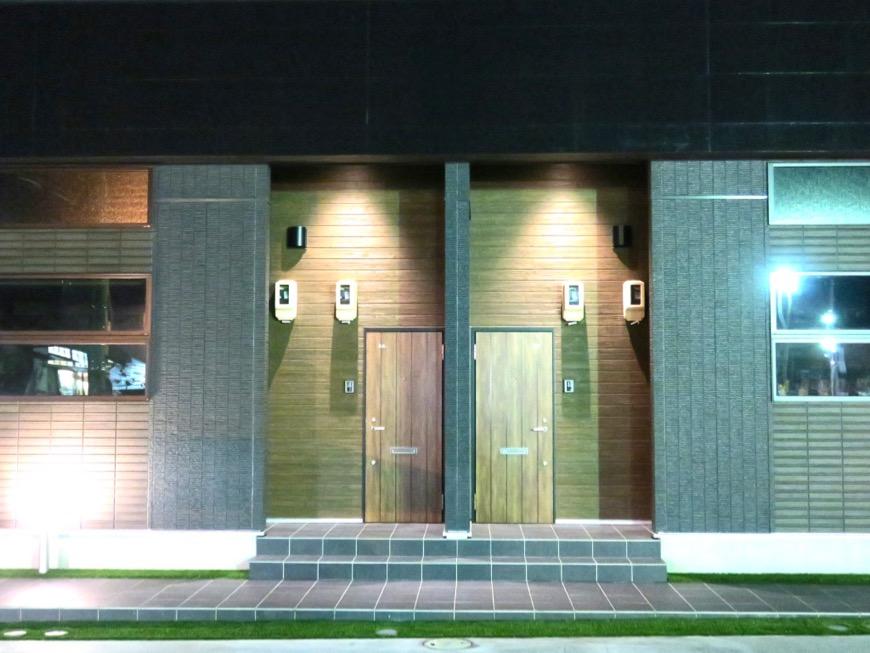 外観。ブルックリンカフェ風アパートメント。ESPRESSO清須1A号室0