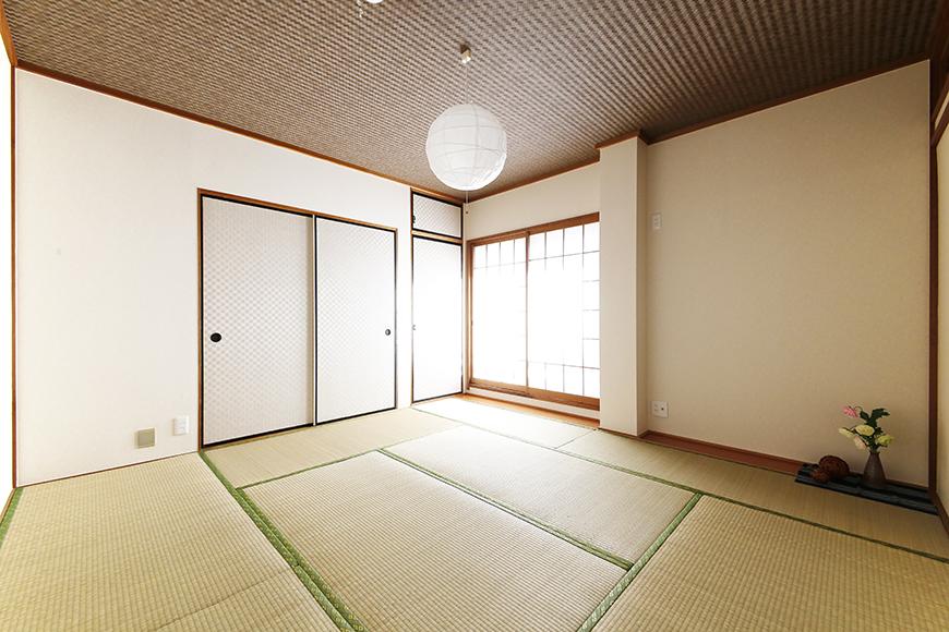 上社駅【サザン社口】二階_和室全景_MG_6967