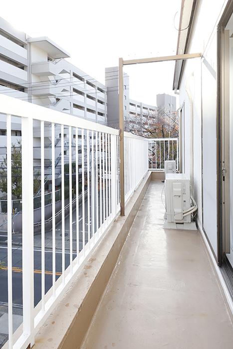 上社駅【サザン社口】三階_洋室側_ベランダ_MG_7322