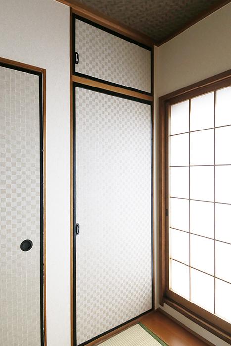 上社駅【サザン社口】二階_和室_収納_MG_7297