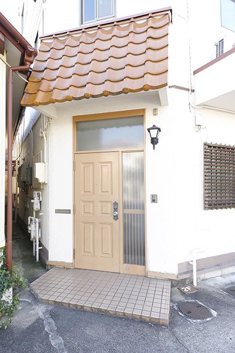 上社駅【サザン社口】外観_玄関周り_MG_6906