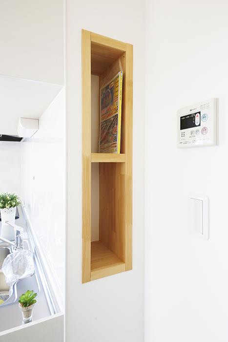 上社駅【サザン社口】二階_LDK_キッチン周り_収納棚_MG_7123