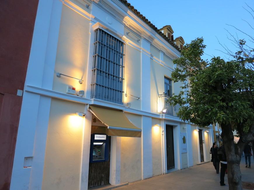セビージャの街の建物_IMG_3703