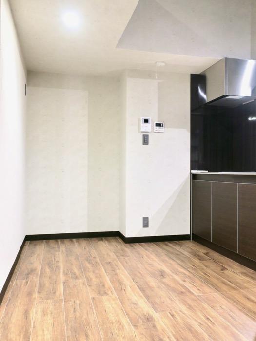 ブルックリンのカフェのようなリビング。ESPRESSO清須1A号室15