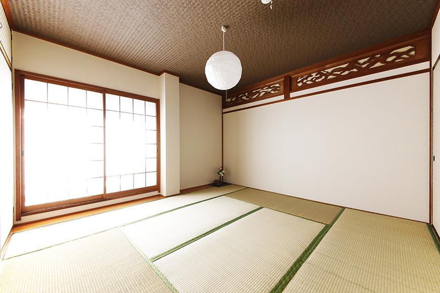 上社駅【サザン社口】二階_和室全景_MG_6964