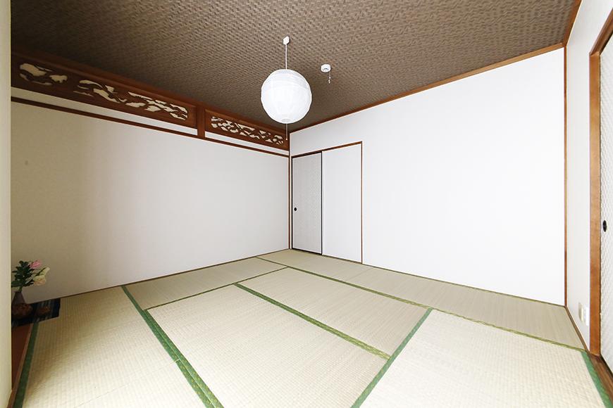 上社駅【サザン社口】二階_和室全景_MG_6974