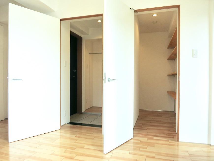 LDK透明感のある空間。AZUR JOSAI 3B 0